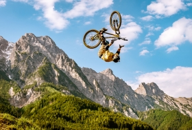 AUT, UCI Downhill Mountain Bike Weltcup
