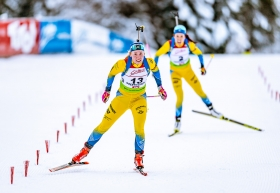 AUT, IBU Biathlon Cup, Obertilliach