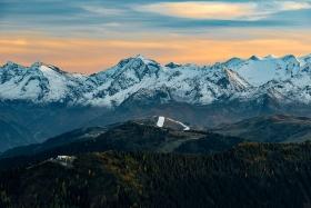 THEMENBILD, Eroeffnung der Skisaison am Resterkogel